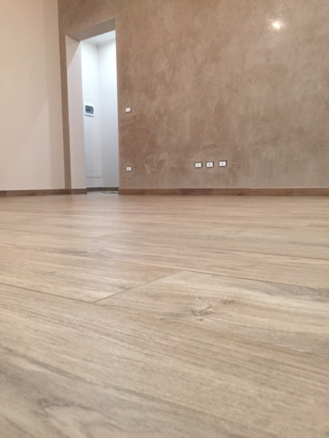 Pavimento bagno gres effetto legno bagni con piastrelle - Bagno con gres effetto legno ...