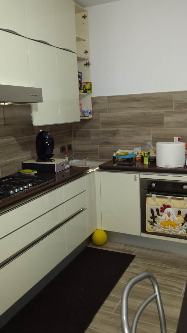 Cucina Effetto Legno - Modelos De Casas - Justrigs.com